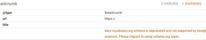 data vocabulary schema org google structured data testing tool
