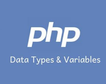 php data types & variables