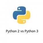 Python 2 vs 3, differences