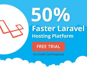 fast laravel hosting