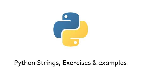 strings in python