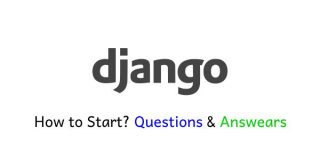 How to start with Django